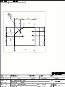Steel Detailing Sample Drawings